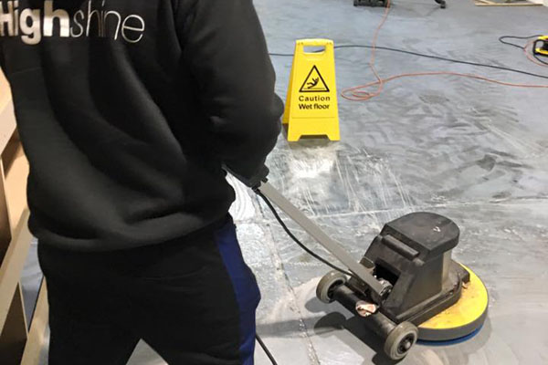 Floor cleaning Leicester