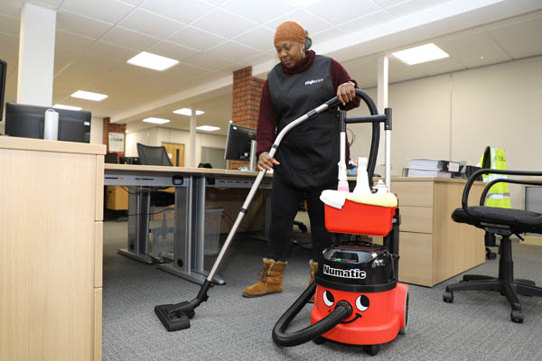 Office cleaning in Leicester