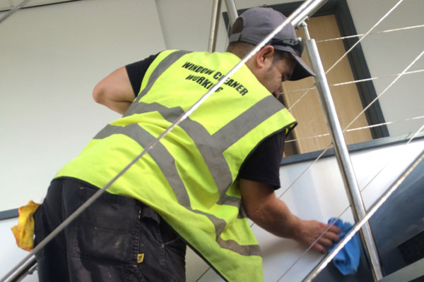 builders clean Leicester