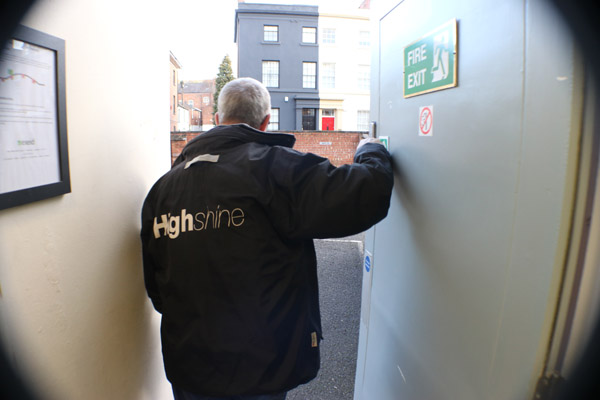 caretaking service Leicestershire